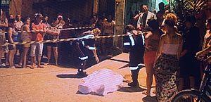 Assaltantes matam homem no Clima Bom após ficarem insatisfeitos com celular da vítima