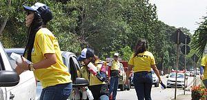 Maio Amarelo alerta para a construção de um trânsito mais seguro