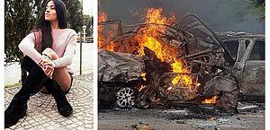 Filha de ex-preparador de goleiro do CRB morre em acidente em Santa Catarina
