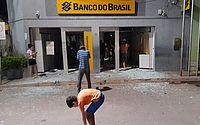 Bandidos armados explodem agência bancária em Coronel João Sá, na Bahia
