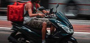 Pandemia aumentou número de acidentes com moto no Brasil, diz pesquisa