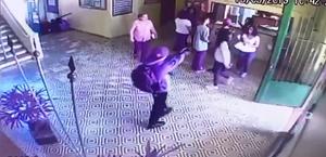 Vídeo mostra ataque de assassinos em escola de Suzano
