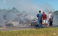 Acidente deixou quatro mortos no interior da Bahia