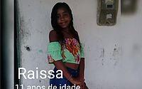 Corpo encontrado em Rio Largo pode ser de criança de 11 anos desaparecida