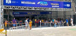 Maceió anuncia novo calendário de vacinação para sexta e sábado