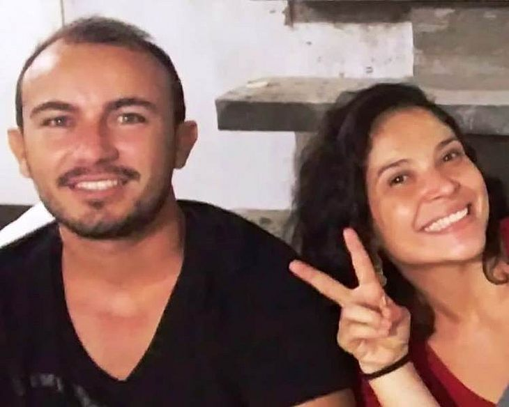 Maria Cléa lamentou perda de companheiro