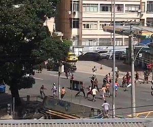 Polícia prende sete em briga entre torcedores do Flamengo e Fluminense