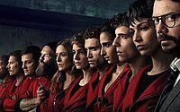 'La Casa de Papel' e outras séries latinas da Netflix serão transformadas em livros
