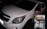 Condutor de veículo é preso quando faria entrega de maconha no Benedito Bentes