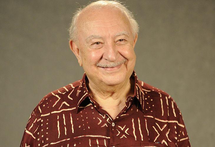 Sérgio Mamberti era ator, diretor, produtor, artista plástico e político