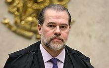 Ministro Dias Toffoli.