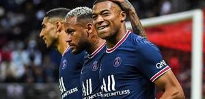 Em choque com Mbappé, Neymar tem apoio do vestiário, torcida e até da mídia