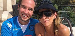 Caio Ribeiro e esposa recebem diagnóstico positivo para Covid-19, conta Galvão Bueno
