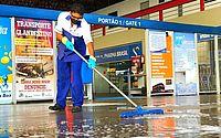 Rodoviária reforça medidas sanitárias contra o coronavírus