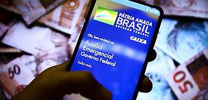 Caixa paga auxílio emergencial a nascidos em agosto