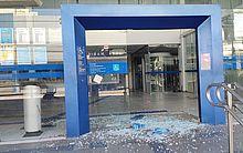 Homem é preso em flagrante após arrombar agência bancária no Centro de Maceió