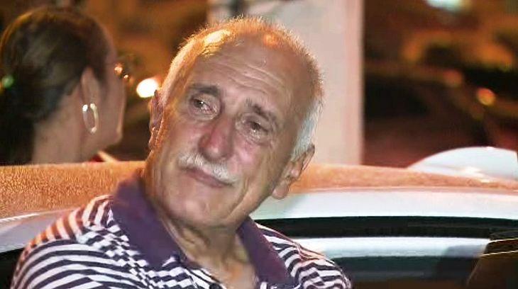 Erivaldo Farias negou que o filho tivesse dado carona ao cantor