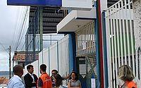 Semed acompanha visita da Defensoria a escolas no Pinheiro