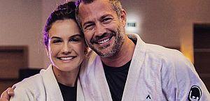 """Malvino Salvador e Kyra Gracie anunciam gravidez: """"Muita alegria"""""""