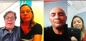 Varas de Família da Capital realizam primeiras audiências por whatsapp