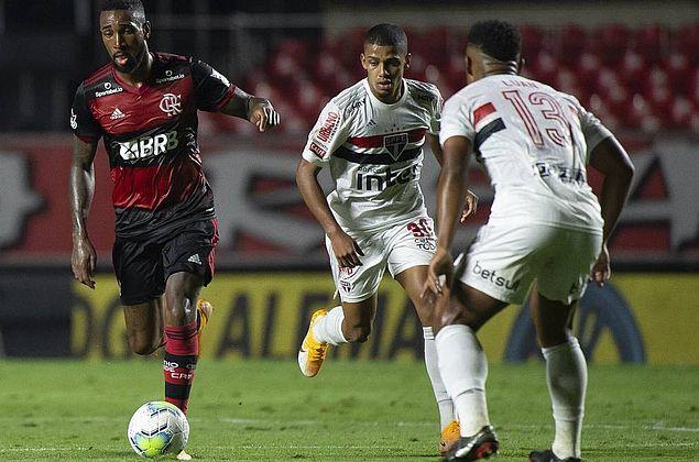 São Paulo passa por cima do Flamengo mais uma vez e avança à semi da Copa do Brasil