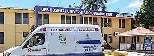 Pernambuco registra mais quatro mortes pela Covid-19