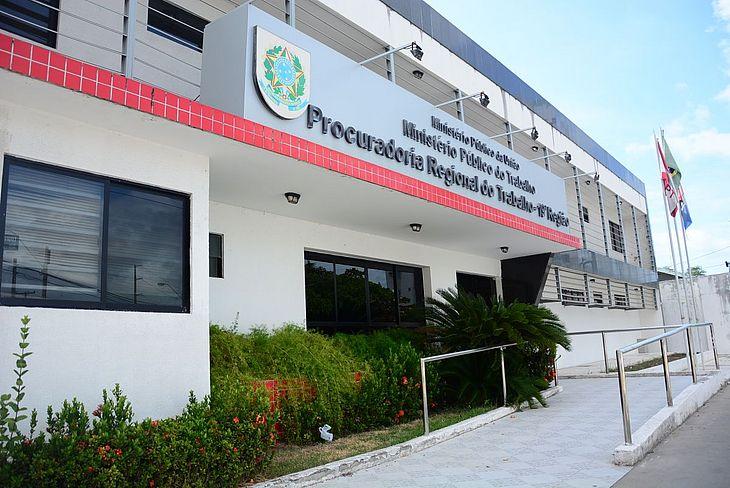Sede do MPT Alagoas
