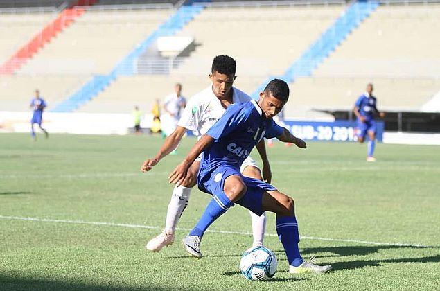 Copa do NE sub-20: CSA vence e CRB perde na primeira rodada do torneio
