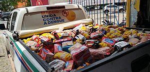 Vigilância Sanitária de Maceió já apreendeu 46 toneladas de alimentos em 2021
