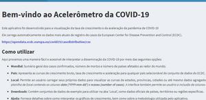 Pesquisadores criam aplicativo que monitora disseminação de covid-19; confira