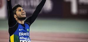 Alagoano Yohansson Nascimento se aposenta das pistas aos 33 anos