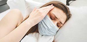 Nevoeiro cerebral: Covid pode privar o cérebro de oxigênio e causar danos perigosos