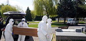 Coronavírus mata 5.690 pessoas na Espanha