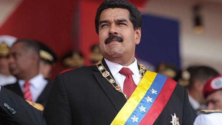 Nícolas Maduro