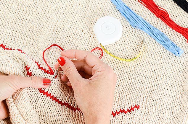 Técnicas de bordado conquistam as novas gerações