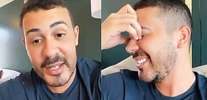 Carlinhos Maia doa iPhone 12 em sinal de trânsito e se diz enganado por homem em Maceió; vídeo
