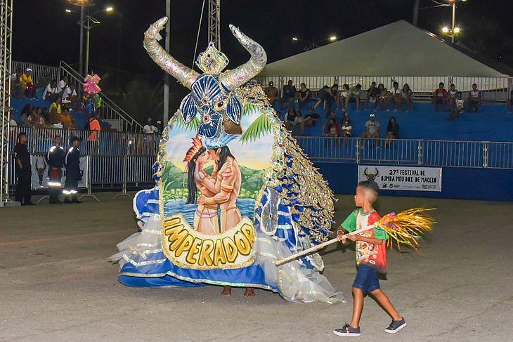 Festival de Bumba Meu Boi de Maceió acontece em Jaraguá