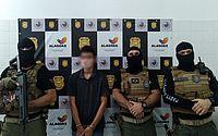 Operação recaptura foragido da Justiça em Maceió