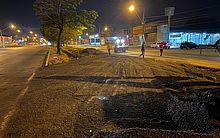 Obra está em fase final com a construção do atravessamento na Avenida Durval de Góes Monteiro
