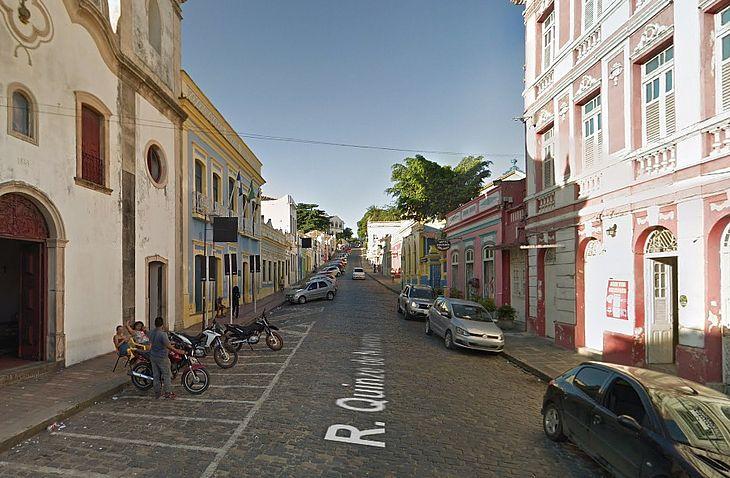 Crime ocorreu na Rua Quinze de Novembro, em Olinda