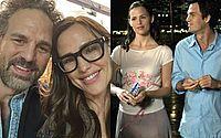 Jennifer Garner e Mark Ruffalo se encontram 17 anos após 'De Repente 30'