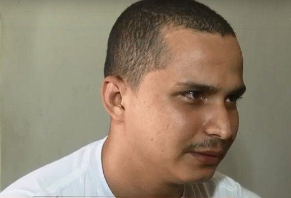 Pedro, em entrevista à TV Pajuçara em agosto de 2019, relatando sobre o crime no qual a esposa foi vítima