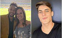 'Gritaria, sangue e ambulância: mãe de Neymar tem briga feia com namorado', diz colunista