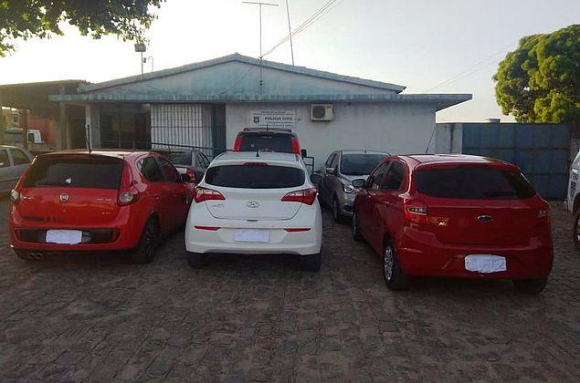 Polícia Civil prende homem por clonagem e adulteração de veículos