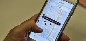 Uber diz que baniu 1.600 motoristas por cancelamento de viagem