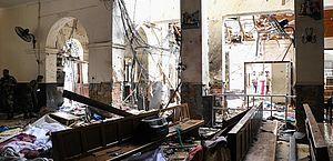 Sri Lanka culpa grupo jihadista por ataques que mataram 290 pessoas na Páscoa