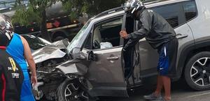 Dois homicídios e lesão corporal grave: Polícia conclui inquérito de acidente na Fernandes Lima