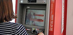 Clientes do BB podem depositar em dinheiro no Banco24Horas
