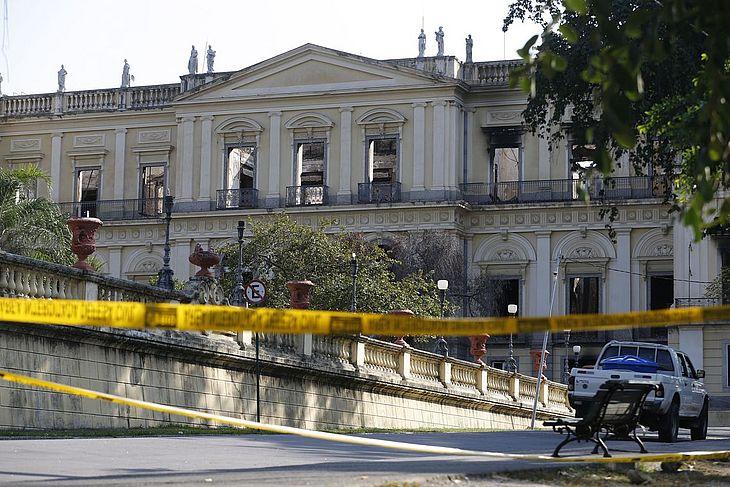 Museu Nacional do Rio