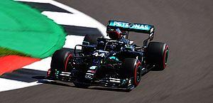 Mercedes larga na frente no GP da Toscana de Fórmula 1